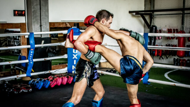 Travelling for a vacation at Muay Thai camp for boxing in Thailand and exercises