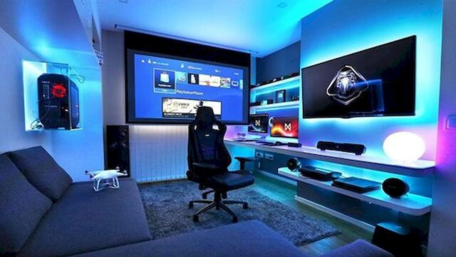 10 Creative Gaming Room Ideas For Small Rooms Scholarlyoa Com