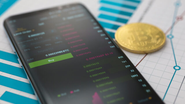 cryptocurrency exchange trading